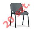 Krzesło ISO Black 20 szt.